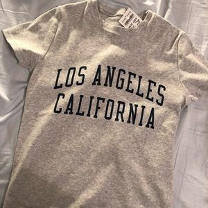 BRANDY MELVILLE LOS ANGELES TEE
